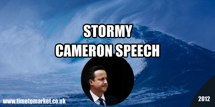 Stormy Cameron speech