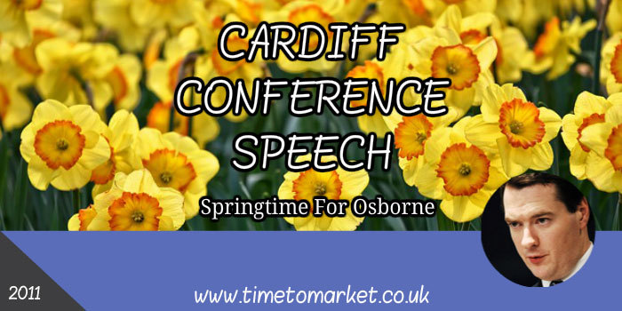 Cardiff conference speech
