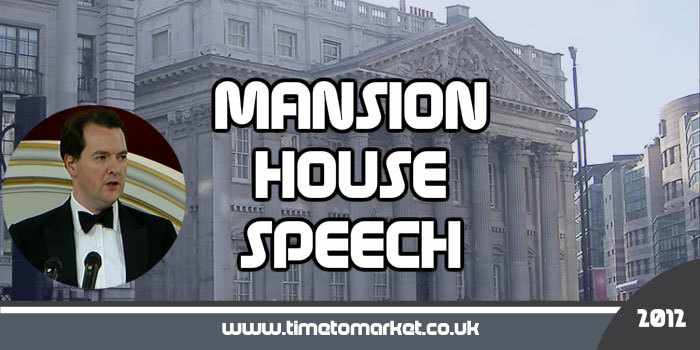 Mansion House Speech