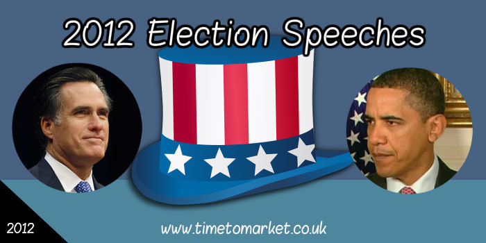 2012 election speeches