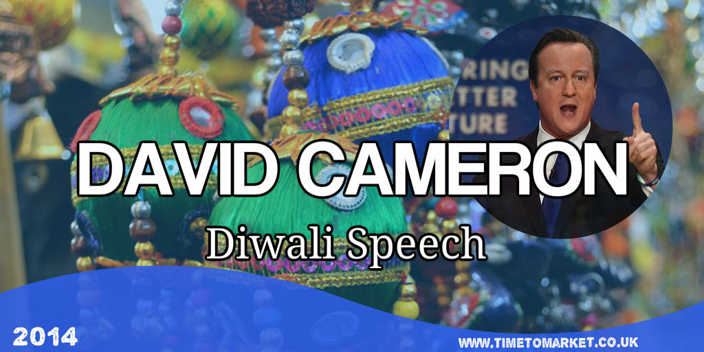 Diwali speech