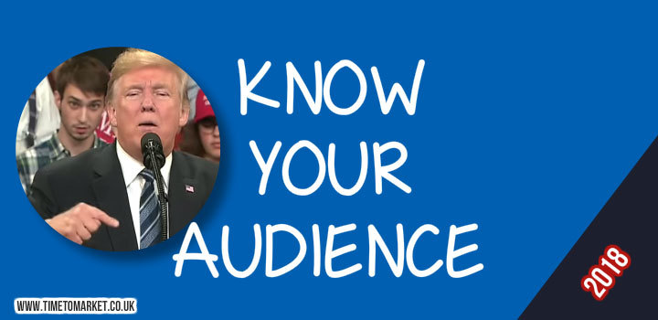 know your speech audience