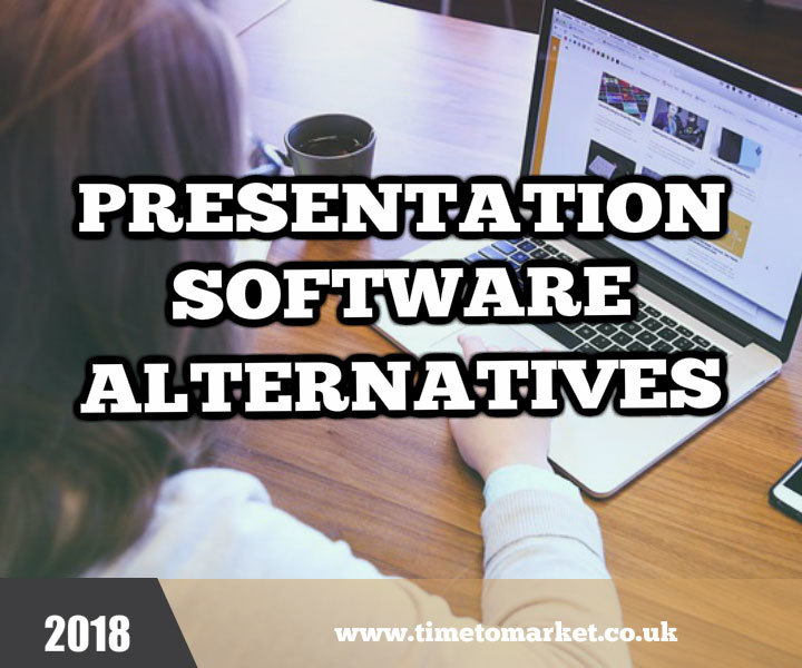 Presentation software alternatives