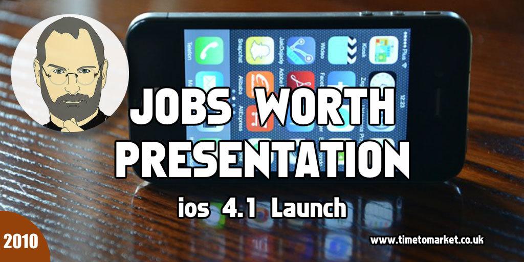 Jobs worth presentation