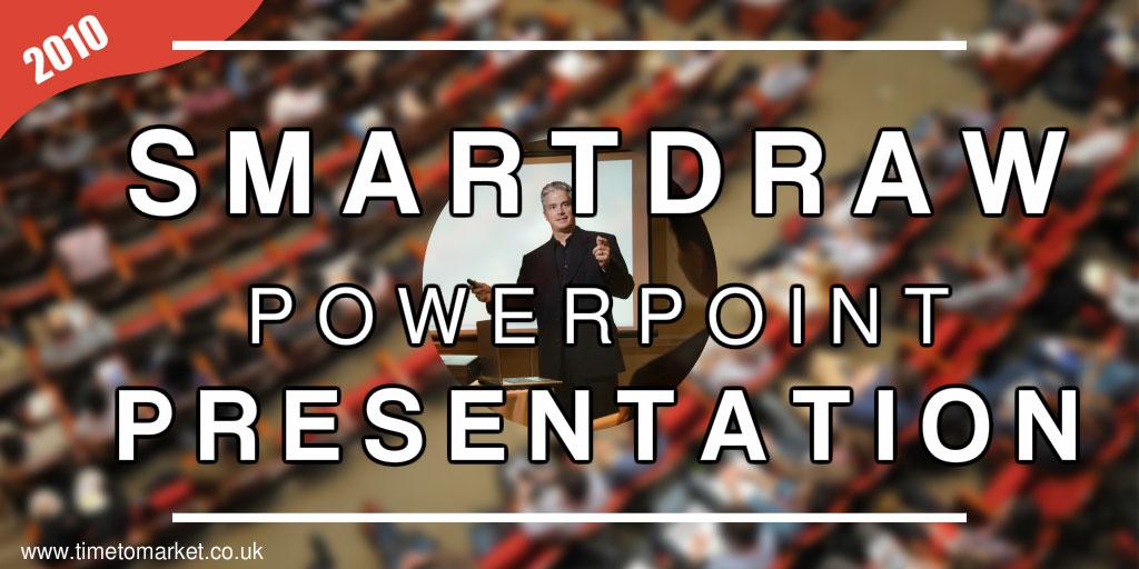 SmartDraw PowerPoint presentation