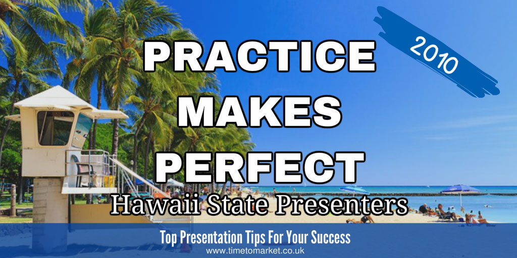 Hawaii presenters