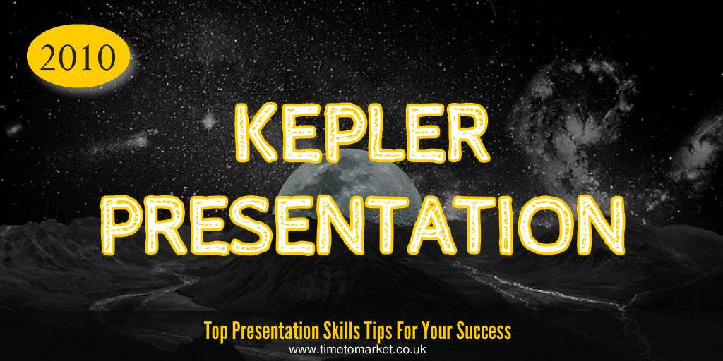 Kepler presentation