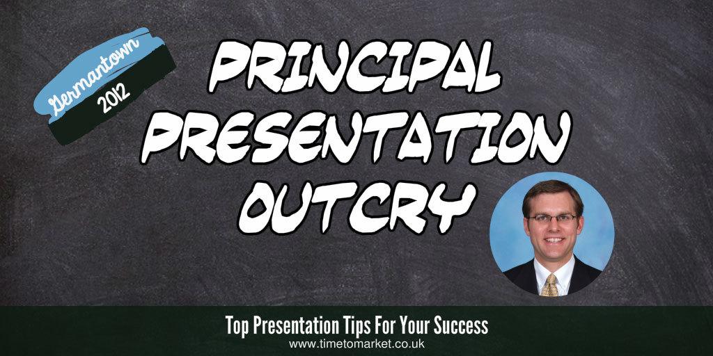 Principal presentation