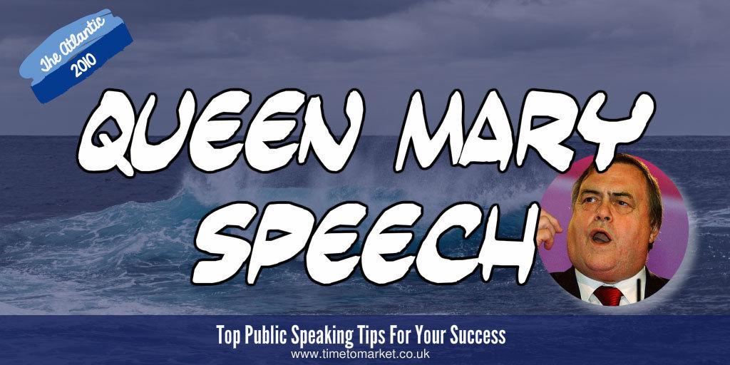 Queen Mary speech