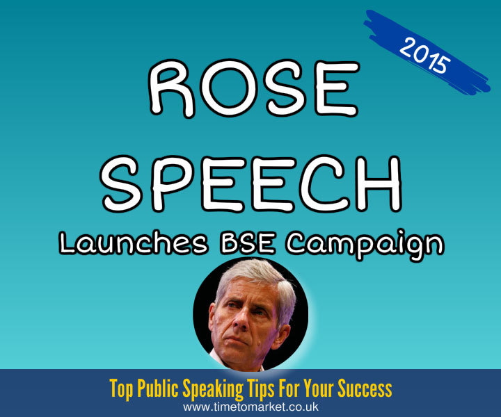 English rose speech