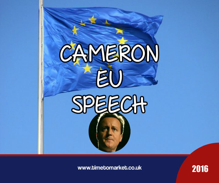 Cameron EU speech