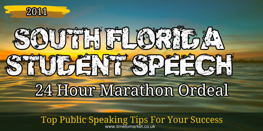 Florida student speech