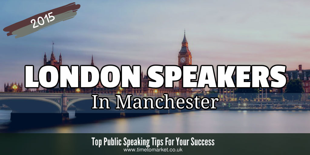 London speakers