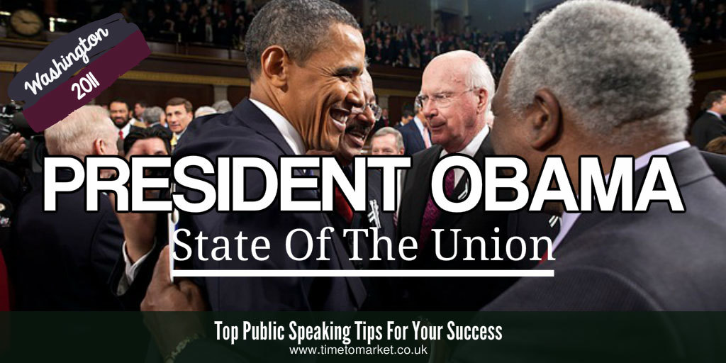 Obama state of the union speech