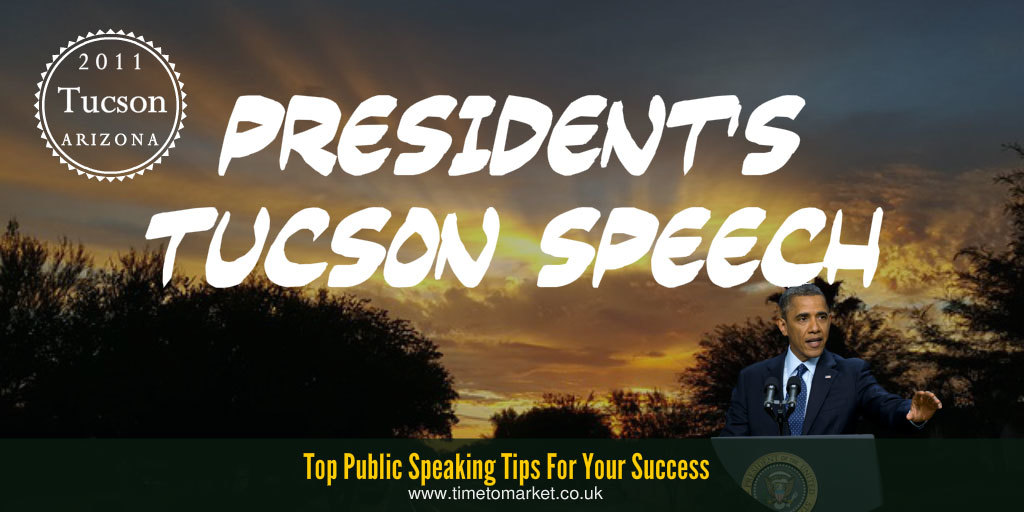 President's Tucson speech