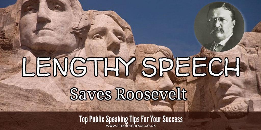 Lengthy roosevelt speech