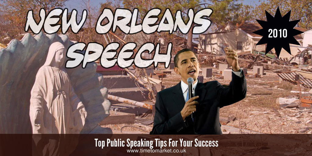 New Orleans speech