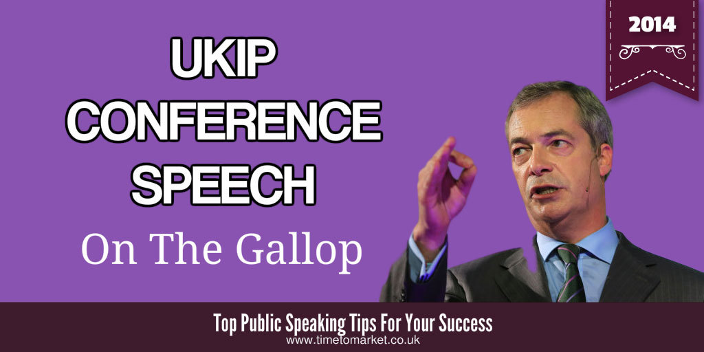 UKIP conference speech
