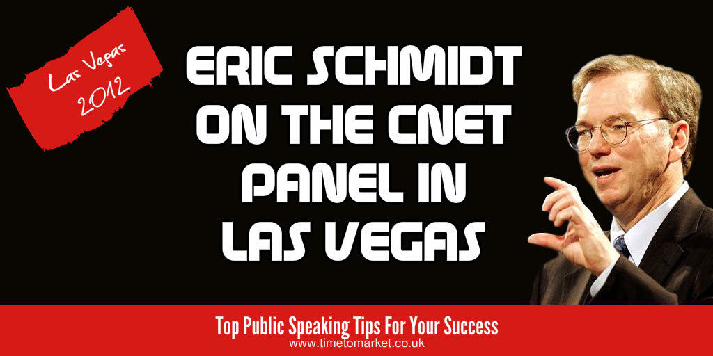 CNET panel in Las Vegas