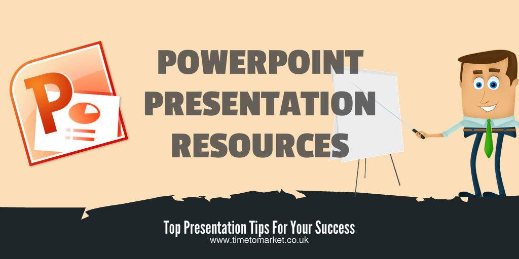 PowerPoint presentation resources