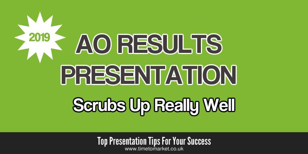 AO results presentation