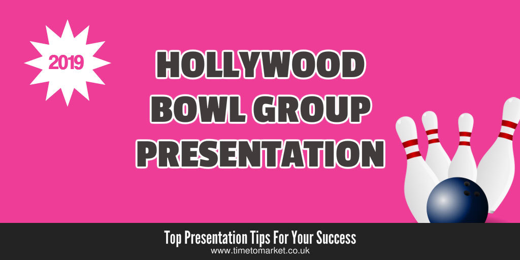 Hollywood Bowl Group Presentation