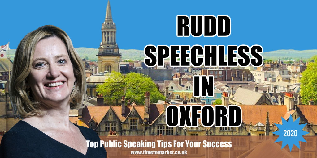 speechless in Oxford