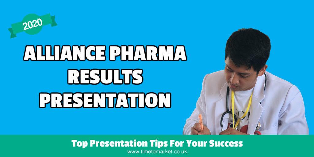 Alliance pharma presentation