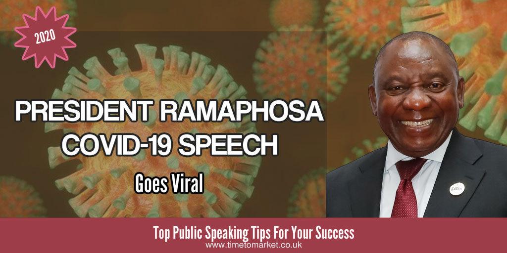 President Ramaphosa covid-19 speech