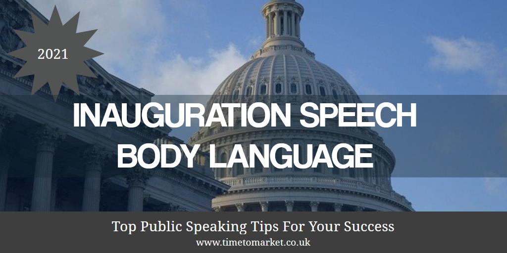 Body language speech