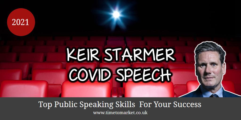 Keir Starmer Covid speech