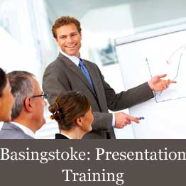 Presentation skills training course in Basingstoke