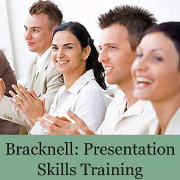 Presentation training in Bracknell