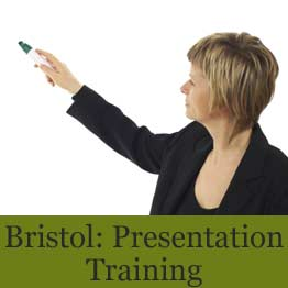 Presentation training in Bristol