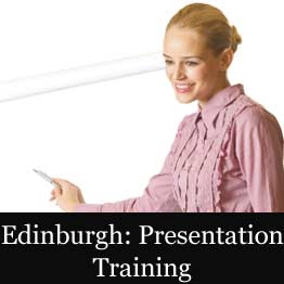 Presentation training in Edinburgh
