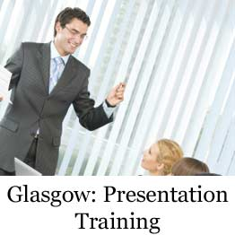 Glasgow Presentation training course
