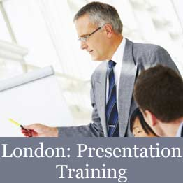 Presentation course in London