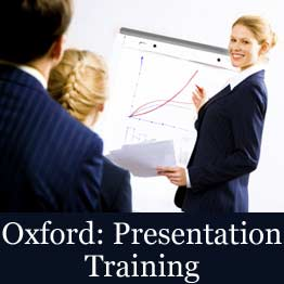 Presentation course in Oxford
