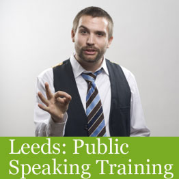 Public Speaking Training Course In Leeds