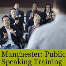 Public speaking training in Manchester