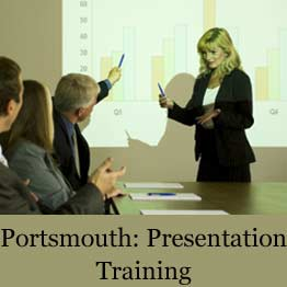 Presentation skills training course in Portsmouth