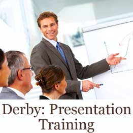 Presentation Training in Derby