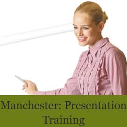 Presentation course in Manchester