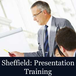 Presentation skills training in Sheffield