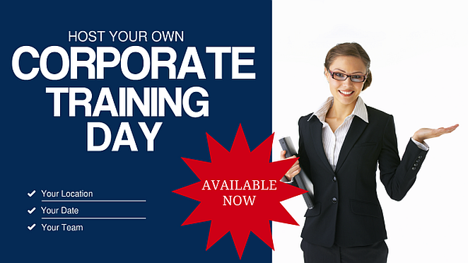 Corporate Presentation Training