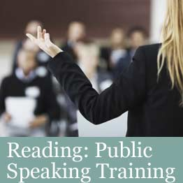 public speaking course in Reading