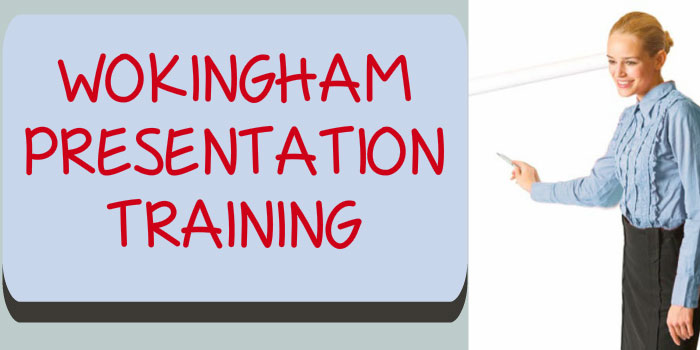 Wokingham presentation training