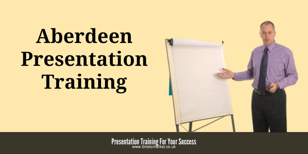 Aberdeen presentation training