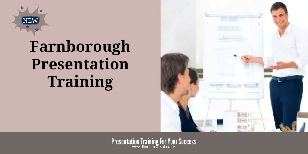 Farnborough presentation training