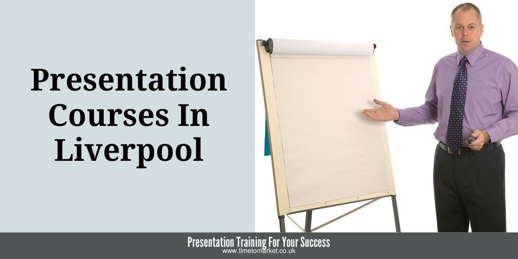 Presentation courses in Liverpool